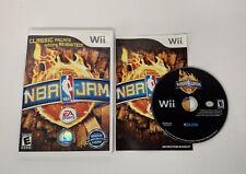 NBA Jam (Nintendo Wii, 2010) Complete (CIB) Tested