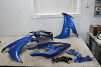 2005 YAMAHA YZF R1  FAIRING SET COWLS COWLINGS KIT NOSE TAIL SIDE FAIRNGS
