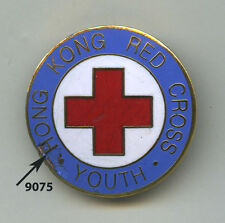 Insigne , Red Cross Youth / Hong - Kong