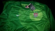 US Women National Soccer Team Goalkeeper Jersey Adult X-Large GREEN
