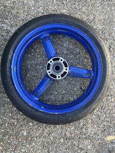Suzuki GSXR 600 750 K1 K2 01 02 - Front Wheel