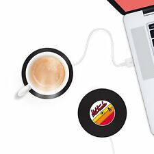 Hot Tracks Cup / Mug Coffee / Tea USB Powered Warmer Ideal Gift