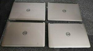 "4 x Dell Latitude 14"" E6440 Job Lot Spares / Repairs - Parts Missing"