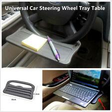 Car Steering Wheel Tray Table Computer laptop Stander Desk Drink Holder Bracket