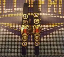 Raw Tag Team Championships (2002) - Mattel Belts for WWE Wrestling Figures