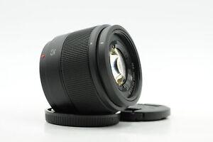 Panasonic Lumix G 25mm F1.7 Lens 25/1.7 MFT H-H025K #569