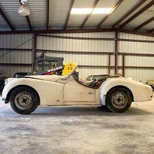 New listing 1960 Triumph Tr3