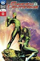 GREEN LANTERNS #37 DC COMICS Variant Rebirth SEELEY COVER B