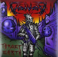 Voivod Target Earth Vinyl 2 LP