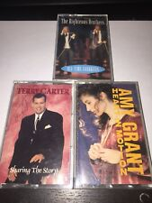 Lot Of Christian Cassette Tapes