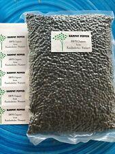 """Kampot Pfeffer black Gourmet Pepper ganz aus Kambodscha 100 g """"A"""" Qualität"""