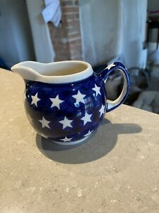 boleslawiec polish pottery Small Jug 300mls