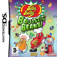 JELLY BELLY: BALLISTIC BEANS!  KIDS  GAME DS DS DS LITE 3DS 2DS DSI 3DS XL