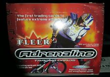 2000 Fleer Adrenaline 238 Card Master Set Base Gold 40 Inserts Ron Dyrdek