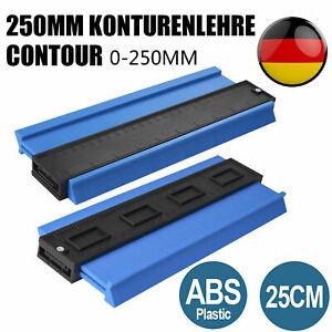 Konturenlehre Profilschablone Profillehre 250mm für Kacheln /& Paneel