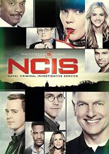 NCIS 15 (2017-2018): Naval Criminal Investigative Service TV Season - NEW R1 DVD