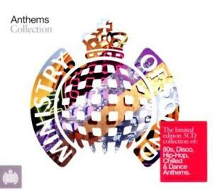 Anthems Indie  (Limited Edition) 3 CD`s Ministry Of Sound UK Presents (2011)