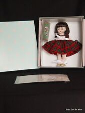 New Madame Alexander ~ 90 Years of Christmas Wishes ~ 8 Inch Girl Doll
