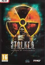 STALKER Shadow of Chernobyl for (PC DVD) SEALED NEW