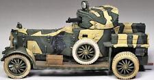 THOMAS GUNN WW1 BRITISH GW016B RNAS ROLLS ROYCE ARMORED CAR CAMOUFLAGED MIB