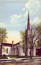 ST. GEORGE'S EPISCOPAL CHURCH ST. CATHARINES CANADA