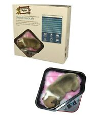 Digital Scales & Tray puppy Whelping Kitchen Tray 150x150mm & Pre Cut Vet Bedd