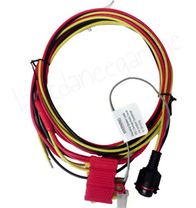 Motorola Control Head Power & Speaker Cable HKN6188B APX7500 XTL2500 XTL5000