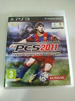 Pes 2011 Pro Evolution Soccer Konami - Jeu De PLAYSTATION 3 PS3 sony - 2T