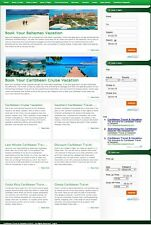 CARIBBEAN TRAVEL PLANNING WEBSITE WITH LOCAL CONTENT & FULL BOOKING CAPABILITIES