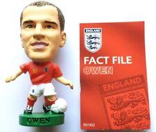 OWEN England Away Corinthian Prostars Retail Figure Loose with Card PR127