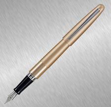 Pilot Metropolitan Fountain Pen, gold, Medium nib,   91109, 18 pcs