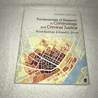 Fundamentals of Research in Criminology and Criminal Justice Bachman Schutt New