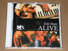 SIDE STEPS - ALIVE - CD COME NUOVO (MINT)