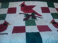 Long arm Machine Quilting Service for your King size Quilt Top