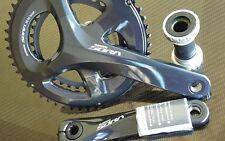 Shimano SORA 9s Chainset FC-R3000 (34t + 50t) COMPACT Hollowtech 2 Crankset NEW