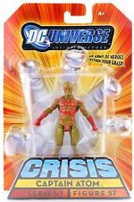 "DC Universe Infinite Heroes Crisis CAPTAIN ATOM 3.75"" Action Figure #57 Mattel"