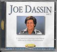 CD COMPIL 15 TITRES--JOE DASSIN--GOLD VOL.1