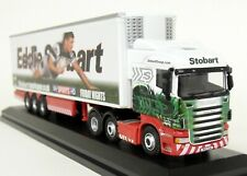 Oxford 1/76 Scale Scania R420 Charity Rose Hull FC Eddie Stobart Model Truck