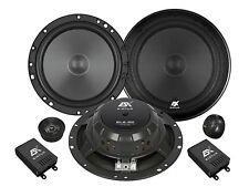 "ESX Signum Slim Line SL-6.2C 2-Wege Kompo System 16,5 cm 6,5"" 400 Watt Speaker"