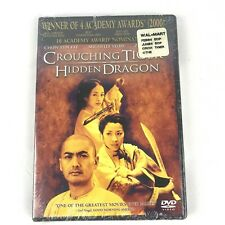 Crouching Tiger Hidden Dragon (Dvd, 2001, Special Edition) Brand New Sealed!