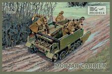 IBG 72025 Universal Carrier I Mk.II Mortar Carrier 1/72
