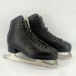 American Athletic Shoe Men's Tricot Lined Figure Skates Size 7