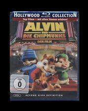 BLU-RAY ALVIN UND DIE CHIPMUNKS - DER FILM TEIL 1 *** NEU ***