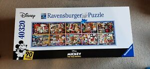 Ravensburger Puzzle - Disney, Mickey Through The Years 40 320 pieces - giant