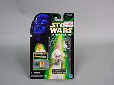 Vintage Star Wars  Luke Skywalker w/T-16 Skyhopper Comm Tech Action Figure #mb2