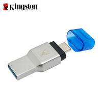 Kingston FCR-ML3C MobileLite Duo 3C Micro SD USB3.1-A/C Type-C OTG Card Reader