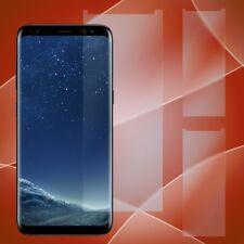 2x protección de vidrio para Samsung Galaxy s8 anti reflex tanques lámina protector de pantalla mate