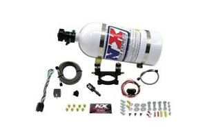 Nitrous Express Scion FR-S Fits Subaru BRZ FA20 35-100HP Kit w 10LB Bottle