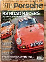 911 & Porsche World Magazine - October 2008 - RS & RSR Road Racers, 993 v 996 C4