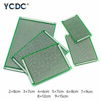 Single Duel Sides PCB Printed Circuit Board Universal Prototype Breadboard DB29